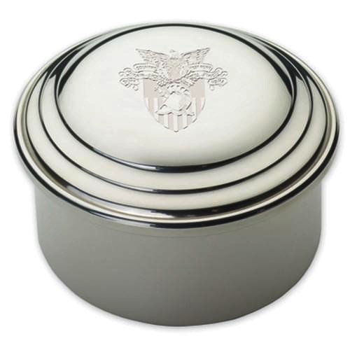 West Point Pewter Keepsake Box (M. LaHart)