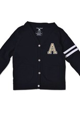 "Toddler Varsity Cardigan/Block ""A"""