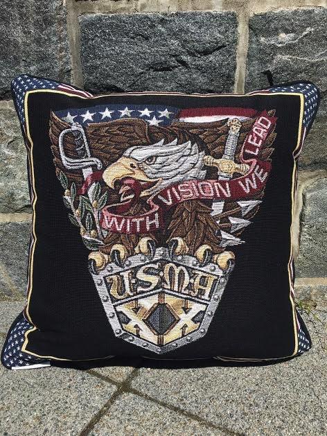 """Class of 2020 Crest Pillow (17"""" x 17"""")"""