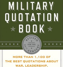 The Military Quotation Book