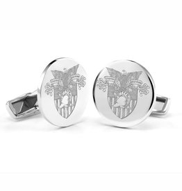 West Point Sterling Silver Cufflinks (M. LaHart)