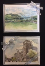 West Point Notecards Set (Six Per Box/Two Images)