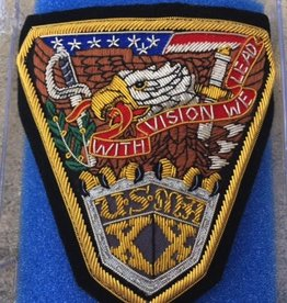 USMA 2020 Bullion Patch
