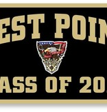 West Point Class of 2020 Crest Banner