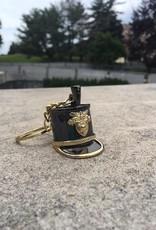 Tarbucket Keychain