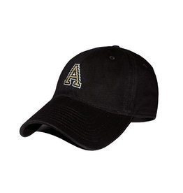 "Needlepoint ""A"" Baseball Cap (Smathers and Branson)"