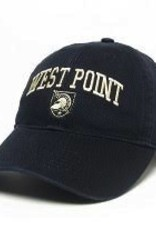 "Youth ""West Point"" Black Baseball Cap"