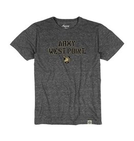 Youth Tri Blend Crewneck T Shirt (Legacy) Army West Point