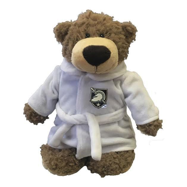 West Point Bear in Bath Robe