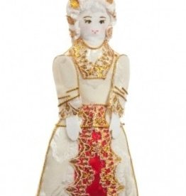 Martha Washington Ornament (St. Nicholas Co.)