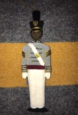 Male Cadet Ornament (St. Nicholas Ornament)