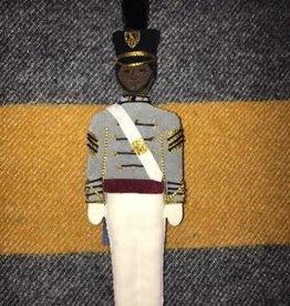 Male Cadet Ornament (St. Nicholas Ornament)