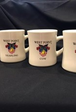 Set of West Point Class Diner Mugs (Four)