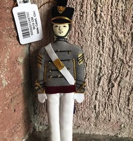 Male Cadet Ornament /Tarbucket/(St. Nicholas Ornament)