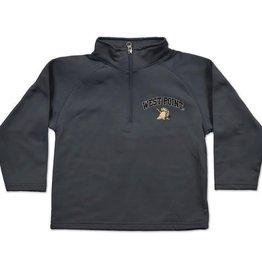 West Point Toddler Quarter Zip Sweatshirt