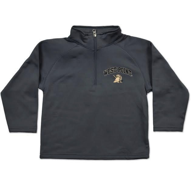 West Point Toddler Quarter Zip Sweatshirt