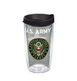 Tervis Army Pride Wrap with Lid (16 oz Tumbler)
