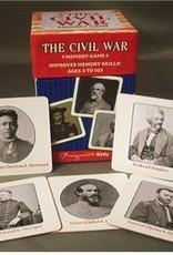 Civil War Memory Game