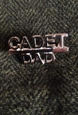 Cadet Dad Lapel Pin
