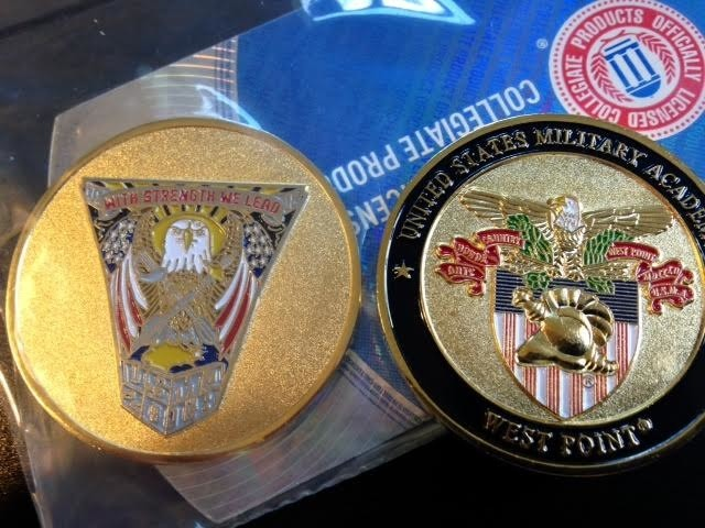 USMA 2018 Crest Coin