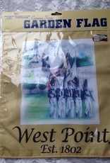 West Point Color Guard Garden Flag