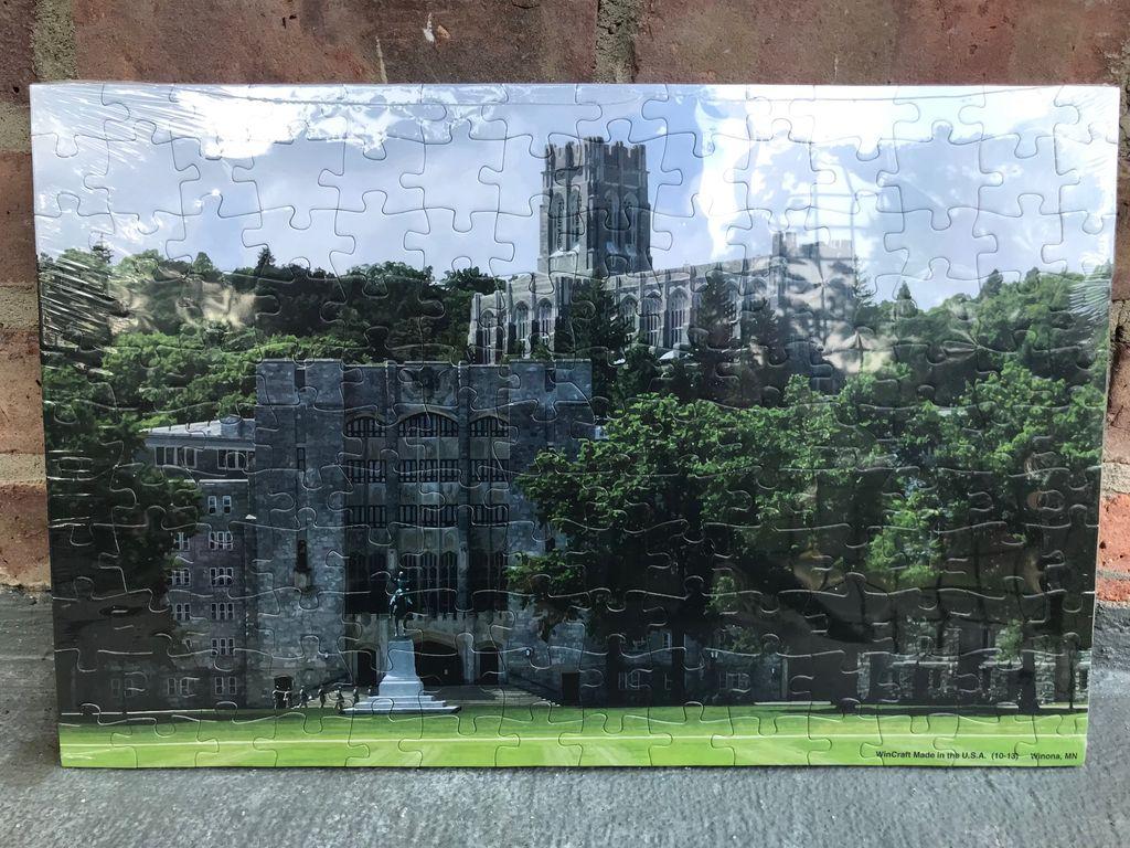 Washington Hall/Cadet Chapel Puzzle