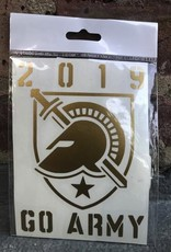 2019 Class Decal, 4 by 5 inches (Kaiser)