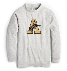 Kicking Mule /Ezra Crew Pullover (League Collegiate)