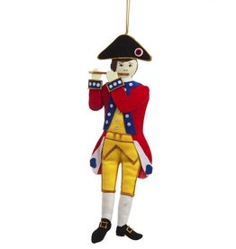 Revolutionary Fifer Ornament (St. Nicholas Company)