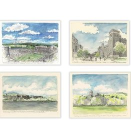 Gift Cards (Sold Individually/Various Scenes/M Mullin Art)
