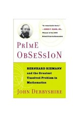 BODV Prime Obsession: Bernhard Riemann and the Greatest Unsolved Problem in Mathematics
