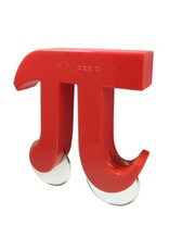 HOME Pizza Pi Cutter - Red