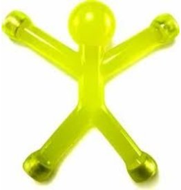 HOME Yellow Mini Q Man