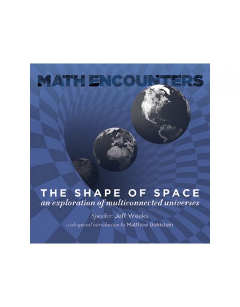 BODV Math Encounters | The Shape of Space DVD