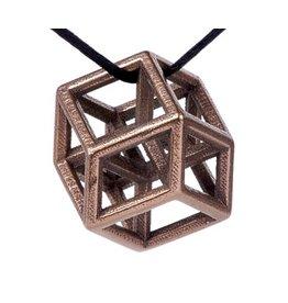 JEWE Hypercube Pendant