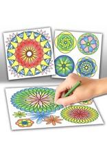 BODV Spirograph Coloring Book