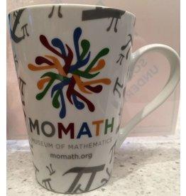 HOME MoMath Pi Mug