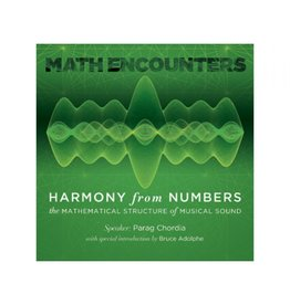 BODV Math Encounters   Harmony from Numbers DVD