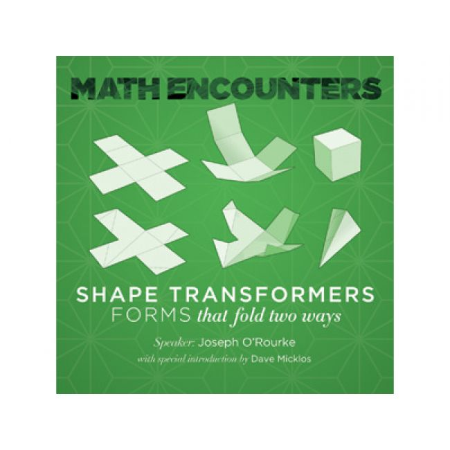 BODV Math Encounters | Shape Transformers (DVD)