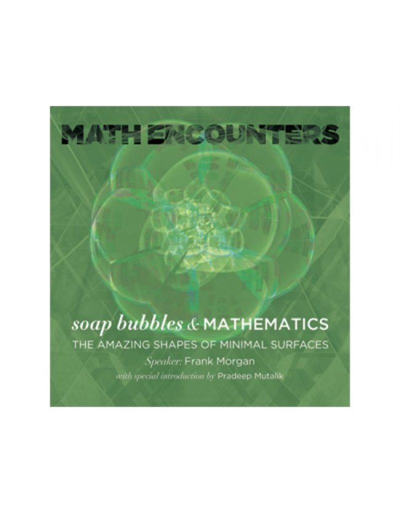 BODV Math Encounters | Soap Bubbles & Mathematics DVD