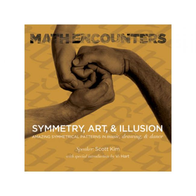 BODV Math Encounters | Symmetry, Art, & Illusion DVD