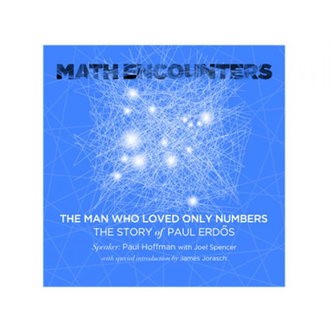 BODV Math Encounters | The Man Who Loved Only Numbers DVD