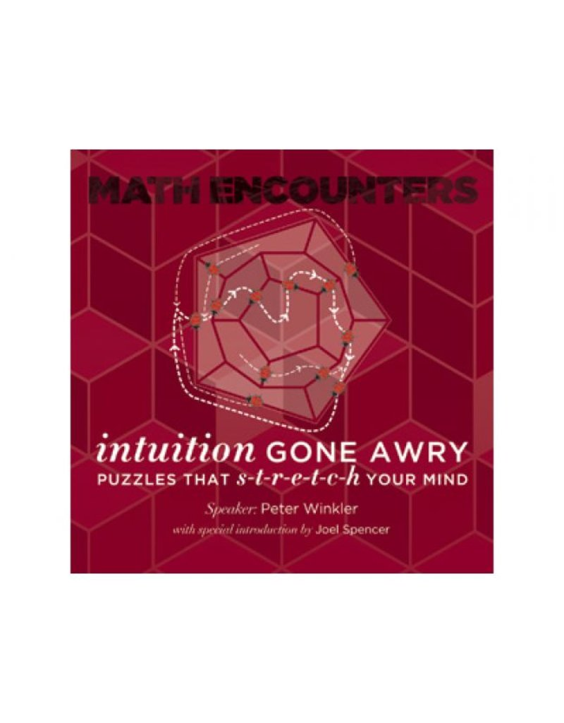 BODV Math Encounters | Intuition Gone Awry (DVD)