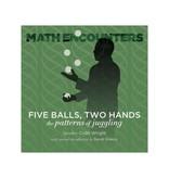 BODV Math Encounters | Five Balls, Two Hands DVD