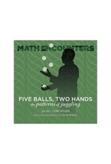BODV Math Encounters | Five Balls, Two Hands - the patterns of juggling (DVD)