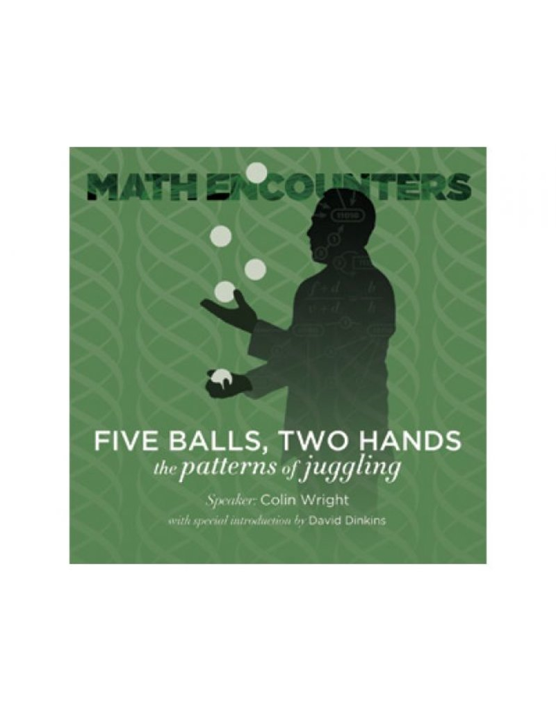 BODV Math Encounters | Five Balls, Two Hands DVD