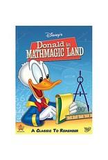 BODV Donald Duck in Mathmagic Land