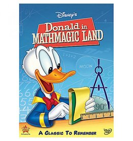 BODV Donald Duck in Mathmagic Land