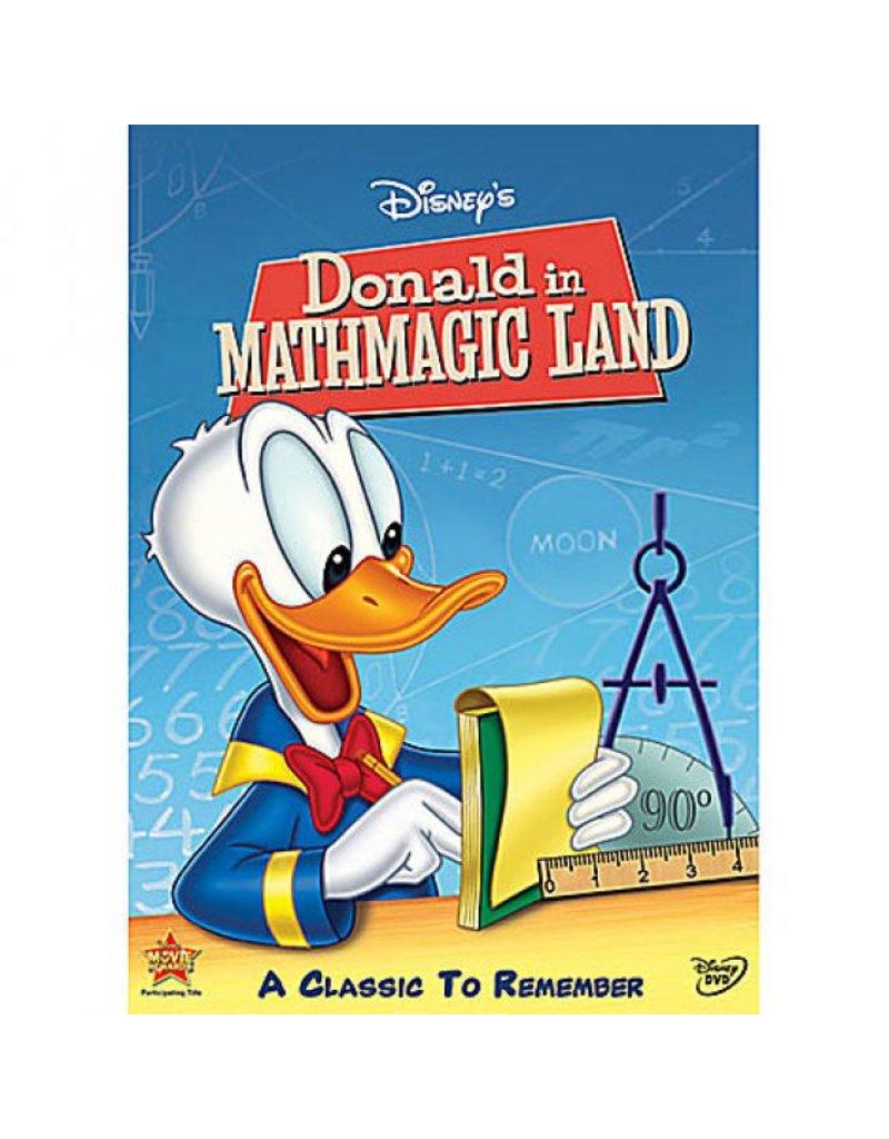 BODV Donald Duck in Mathmagic Land (DVD)