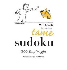 BODV Will Shortz Presents: Tame Sudoku